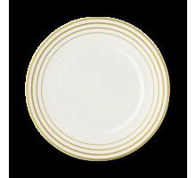 Блюдо (32см) золото