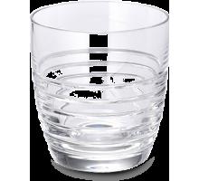 Стакан Тумблер 0,25 л прозрачный