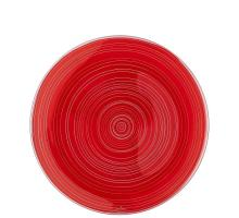 Тарелка 28 см красная TAC Gropius Rosenthal
