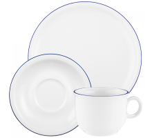 Кофейный сервиз 18 предметов Blaurand Compact Seltmann