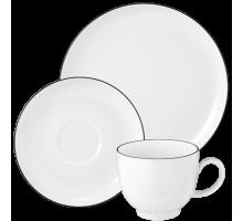Кофейный сервиз 18 предметов Black Line Lido Seltmann