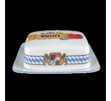 Масленка для сливочного масла с крышкой 250 г Bayern Compact Seltmann