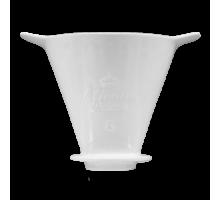 Ваза 15 см белая Filter Nr. 6 Lukullus Seltmann