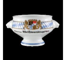 "Супница 1.0 л ""Weißwursttopf"" Bayern Compact Seltmann"