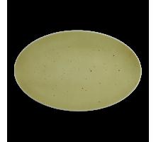Блюдо овальное 40 х 25.5 см Country Life Oliv Coup Fine Dining Seltmann