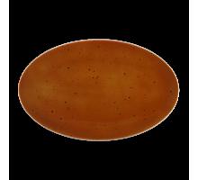 Блюдо овальное 40 х 25.5 см Country Life Terracotta Coup Fine Dining Seltmann