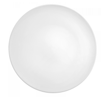 Блюдо сервировочное 33 см круглое белое Fashion Seltmann